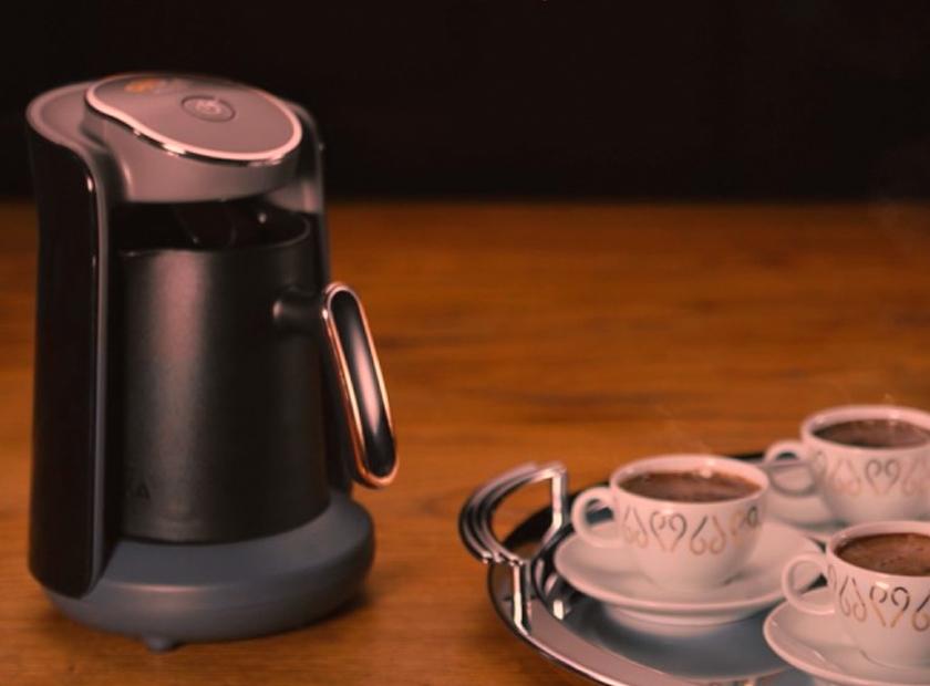 Greek Coffee Machine