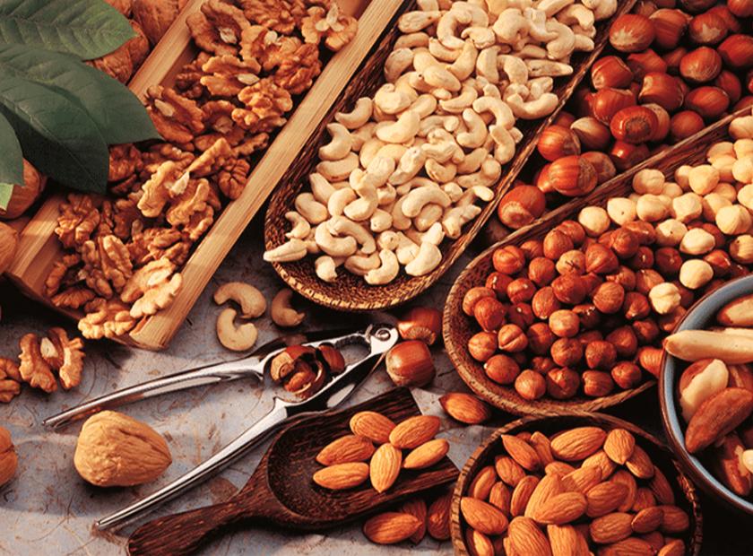 Ξηροί Καρποί - Dried Nuts