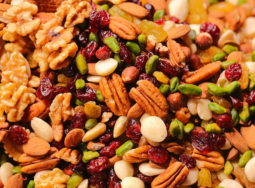 Αποξηραμένα Φρούτα - Dried Fruit