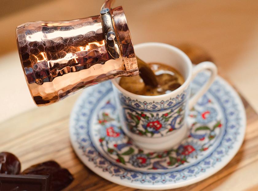 Ελληνικός Καφές - Greek Coffee