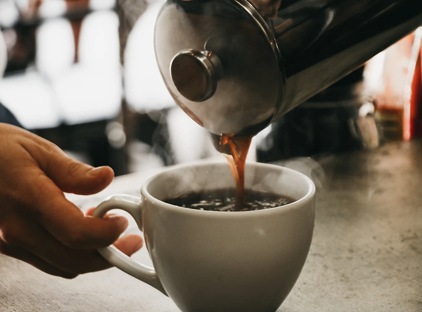 Γαλλικός Καφές - French Coffee