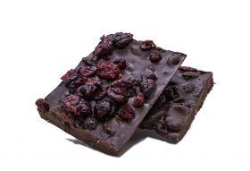 Σοκολάτα Στέβια Υγείας Κράνμπερι