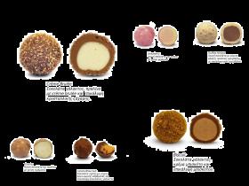 Τρουφάκια 6 Γεύσεων