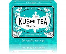 KUSMI TEA BLUE  DETOX (20 tea bags)