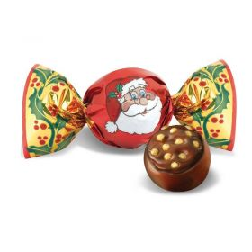 Κέρασμα Σοκολάτακι Santa