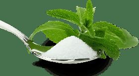 Ζάχαρη Στέβια Λευκή