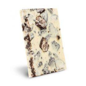 Σοκολάτα Λευκή Μπισκότο Oreo